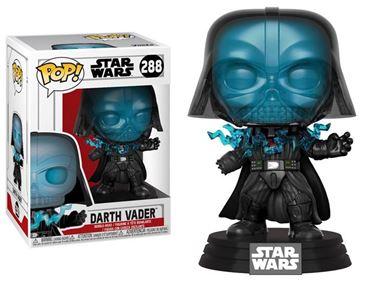 תמונה של מלחמת הכוכבים דארת ויידר - STAR WARS DARTH VADER ELECTROCUTED POP