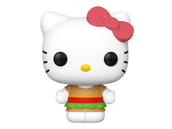 תמונה של הלו קיטי - HELLO KITTY HELLO KITTY KAWAII BURGER SHOP POP