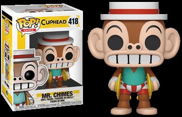 תמונה של קאפהד - CUPHEAD MR. CHIMES POP