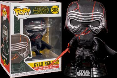 תמונה של מלחמת הכוכבים - STAR WARS EPISODE 9 KYLO REN SUPREME LEADER POP