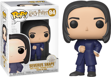 תמונה של הארי פוטר - HARRY POTTER SEVERUS SNAPE YULE BALL POP