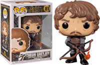תמונה של משחקי הכס - GAME OF THRONES THEON GREYJOY POP
