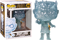 תמונה של משחקי הכס - GAME OF THRONES NIGHT KING WITH DAGGER POP
