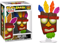 תמונה של CRASH BANDICOOT AKU AKU POP