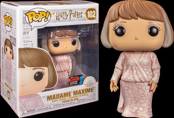 תמונה של הארי פוטר - HARRY POTTER MADAME MAXINE 6 INCH NYCC EXCLUSIVE POP