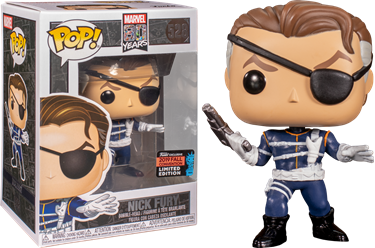תמונה של ניק פיורי - NICK FURY FIRST APPEARANCE NYCC EXCLUSIVE POP