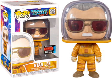 תמונה של סטן לי - STAN LEE GOTG 2 CAMEO NYCC EXCLUSIVE POP