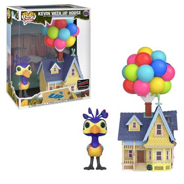 תמונה של למעלה - UP KEVIN WITH UP HOUSE NYCC EXCLUSIVE POP