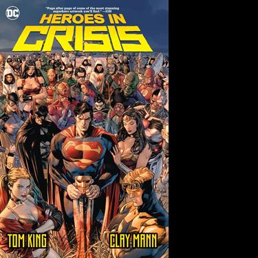 תמונה של HEROES IN CRISIS HC