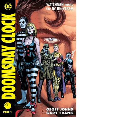 תמונה של DOOMSDAY CLOCK PART 1 HC