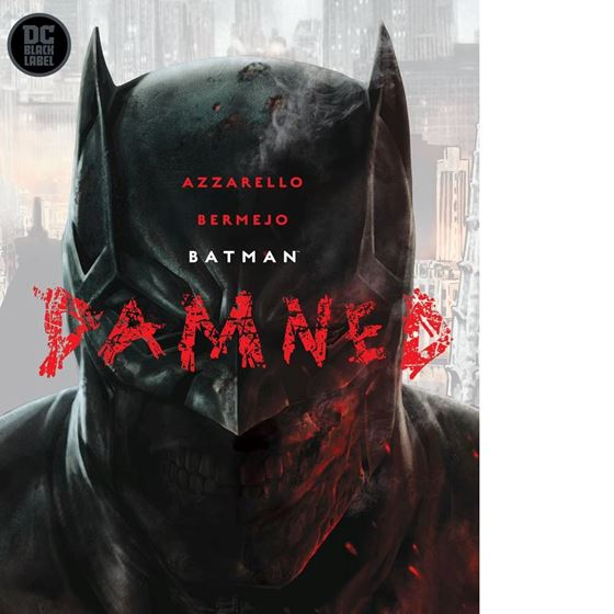 תמונה של BATMAN DAMNED HC