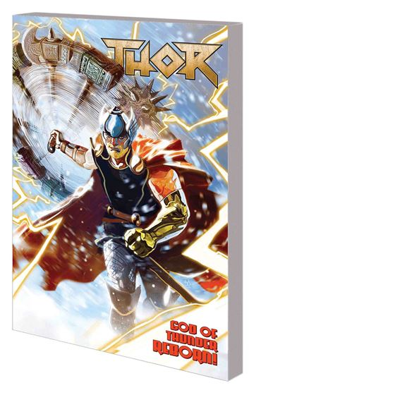 תמונה של THOR VOL 1 GOD OF THUNDER REBORN TP