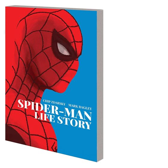 תמונה של SPIDER-MAN LIFE STORY TP