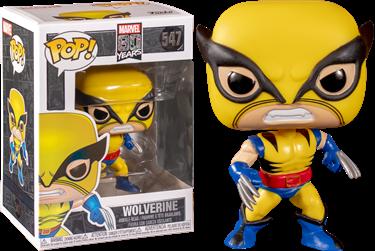 תמונה של וולברין - WOLVERINE FIRST APPEARANCE 80TH ANNIVERSARY POP