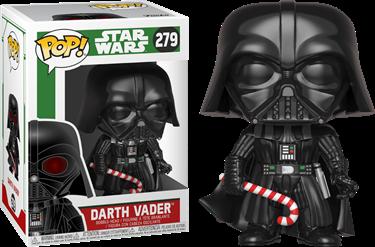 תמונה של מלחמת הכוכבים - STAR WARS DARTH VADER CHRISTMAS HOLIDAY POP