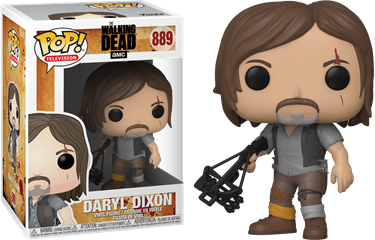 תמונה של המתים המהלכים - WALKING DEAD DARYL DIXON WITH CROSSBOW POP
