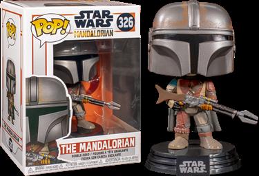 תמונה של מלחמת הכוכבים המנדלוריאן - STAR WARS THE MANDALORIAN POP