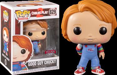 תמונה של צ'אקי - CHILD'S PLAY GOOD GUY CHUCKY POP