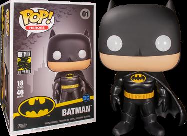 תמונה של באטמן 18 אינץ - BATMAN 18 INCH POP