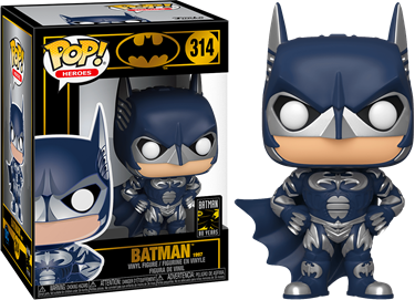 תמונה של באטמן - BATMAN AND ROBIN 1997 BATMAN 80TH ANNIVERSARY POP