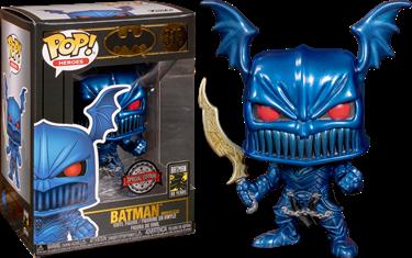 תמונה של באטמן - BATMAN THE MERCILESS 80TH ANNIVERSARY POP