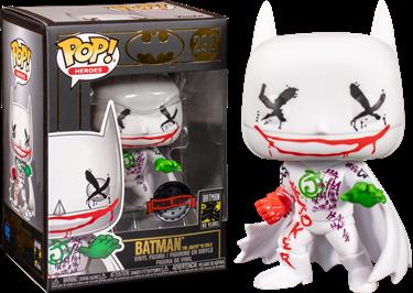 תמונה של באטמן - BATMAN THE JOKER IS WILD 80TH ANNIVERSARY EXCLUSIVE POP