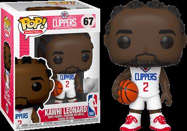 תמונה של NBA BASKETBALL KAWHI LEONARD LA CLIPPERS POP