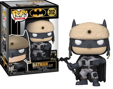 תמונה של באטמן - BATMAN RED SON 80TH ANNIVERSARY POP