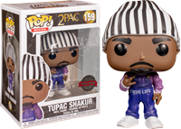 תמונה של 2PAC TUPAC SHAKUR EXCLUSIVE POP