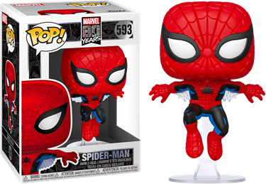 תמונה של ספיידרמן - SPIDER-MAN FIRST APPEARANCE 80TH ANNIVERSARY POP