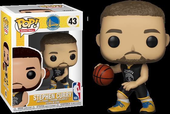 תמונה של סטפן קרי - NBA GOLDEN STATE WARRIORS STEPHEN CURRY POP
