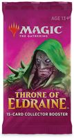 תמונה של MAGIC THE GATHERING: THRONE OF ELDRAINE COLLECTOR BOOSTER PACK