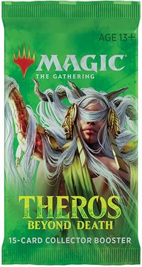 תמונה של MAGIC THE GATHERING: THEROS BEYOND DEATH COLLECTOR BOOSTER PACK