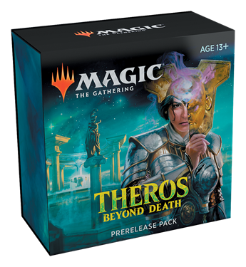 תמונה של MAGIC THE GATHERING: THEROS BEYOND DEATH PRERELEASE PACK
