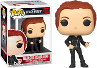 תמונה של BLACK WIDOW NATASHA ROMANOFF POP