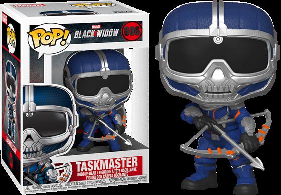 תמונה של BLACK WIDOW TASKMASTER WITH BOW POP
