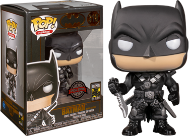 תמונה של באטמן - BATMAN GRIM KNIGHT 80TH ANNIVERSARY EXCLUSIVE POP
