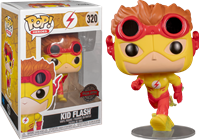 תמונה של KID FLASH EXCLUSIVE POP