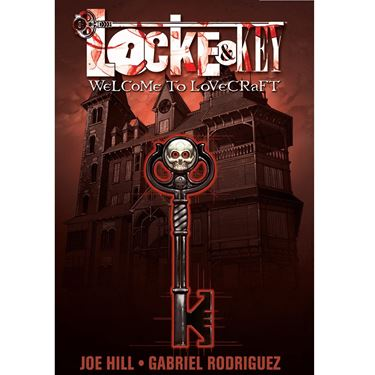 תמונה של LOCKE AND KEY VOL 1 TP