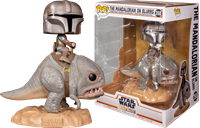 תמונה של  מנדלוריאן - THE MANDALORIAN: MANDALORIAN ON BLURRG POP