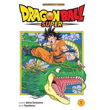 תמונה של דרגון בול סופר - DRAGON BALL SUPER GN VOL 01