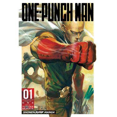 תמונה של איש האגרוף הבודד - ONE PUNCH MAN GN VOL 01