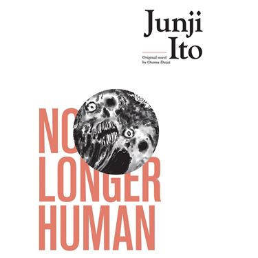 תמונה של ג'ונג'י איטו - NO LONGER HUMAN HC JUNJI ITO