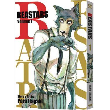 תמונה של ביסטארס - BEASTARS GN VOL 01