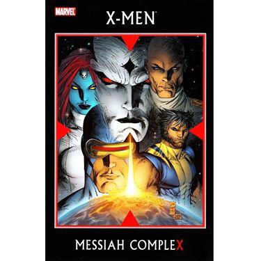 תמונה של אקס מן - X-MEN TP MESSIAH COMPLEX