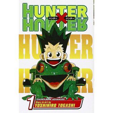 תמונה של HUNTER X HUNTER VOL 1