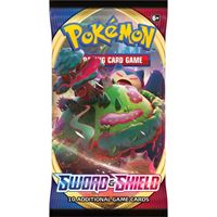 תמונה של POKEMON SWORD AND SHIELD BOOSTER PACK