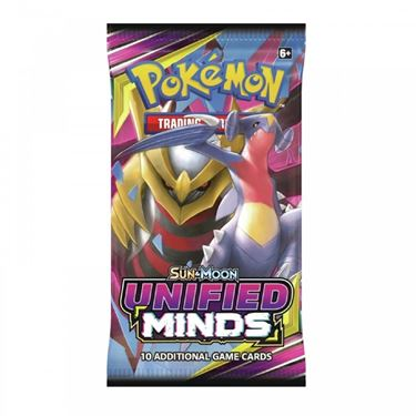 תמונה של POKEMON UNIFIED MINDS BOOSTER PACK