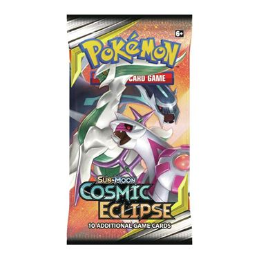 תמונה של POKEMON COSMIC ECLIPSE BOOSTER PACK