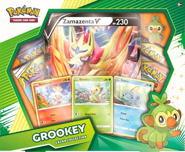 תמונה של POKEMON GROOKEY GALAR COLLECTION